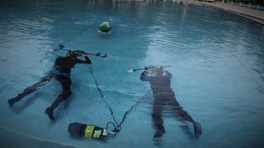 Unterwasserfotografie mit Tauchschule Hattenbach - Foto: © Martin Lehmann
