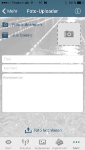 Fan-Reporter Waldbad