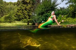 Meermaid werden und gewinnen - Foto Markus Schmidt