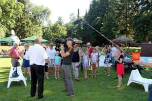 NDR2 zu Gast in Helmstedt